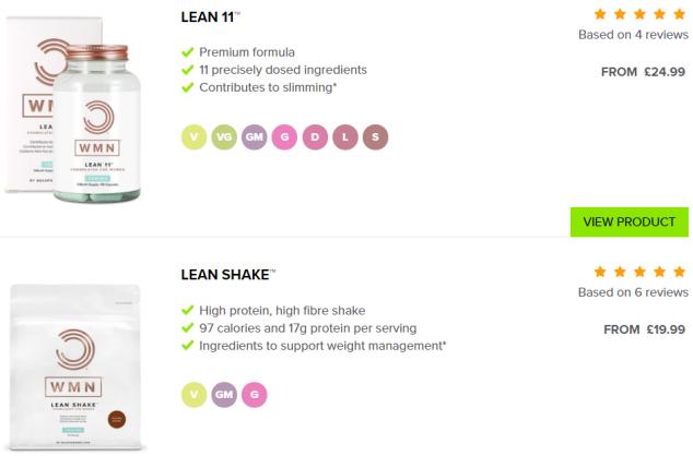 2018-01-11 18_11_03-WMN® _ Protein Shakes & Vitamins for Women _ BULK POWDERS®